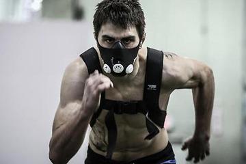Для чего тренировочная маска elevation training mask 9